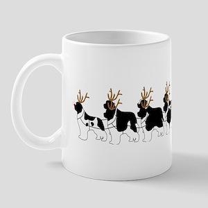 Landseer Sleigh Mug