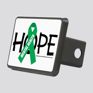 Mental-Health-Hope Rectangular Hitch Cover