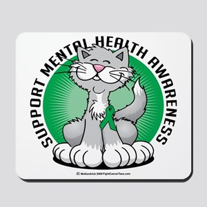 Paws-for-Mental-Health-Cat Mousepad