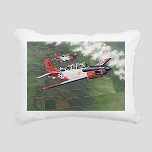 t-34_cafepress Rectangular Canvas Pillow