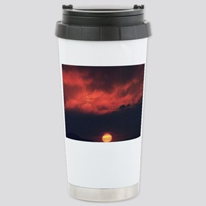 Burn dawn gc Stainless Steel Travel Mug