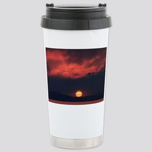 Burn dawn mp Stainless Steel Travel Mug