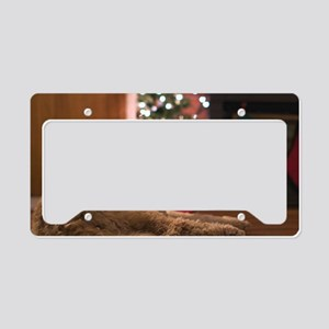 tonga card2 License Plate Holder
