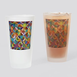 abcd Drinking Glass