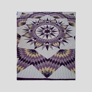 vwx Throw Blanket