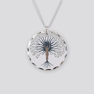 woman-tree-LTT Necklace Circle Charm
