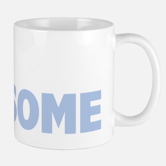 team awesome_dark Mug