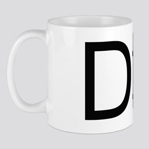 d fence. Mug