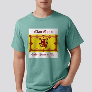 Gunn Mens Comfort Colors Shirt
