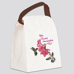 3.5x3 clear Canvas Lunch Bag