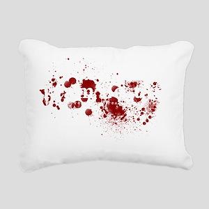 Team Lestat Rectangular Canvas Pillow