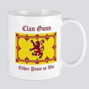 Gunn 11 oz Ceramic Mug