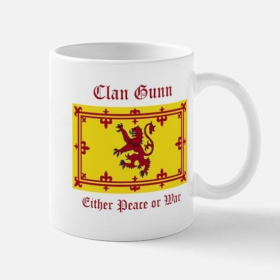 Gunn Mug
