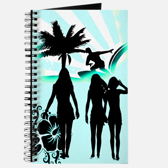 Surfer Girls Journal