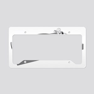 turntable1 License Plate Holder