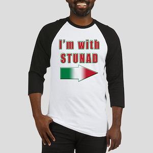Italian I'm with Stunad Baseball Jersey