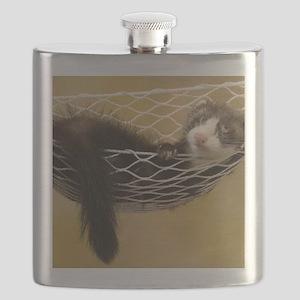 LF pillow Flask