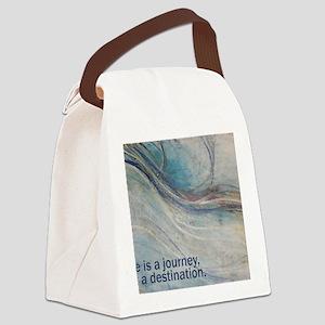 PSTR-journey3 copy Canvas Lunch Bag