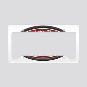 FeeltheThrill_CP License Plate Holder