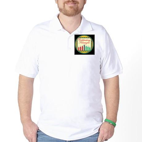 Kwanzaa Golf Shirt