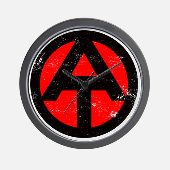 actionteam Wall Clock