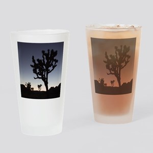 rndornaJtreeTwilight Drinking Glass