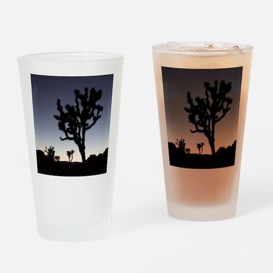 rndornaJtreeTwilight Drinking Glass