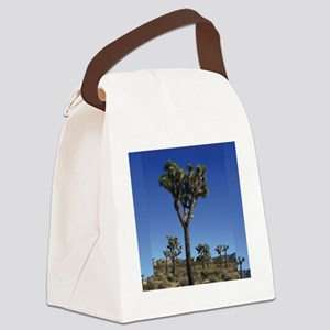 rndornaJtree Canvas Lunch Bag
