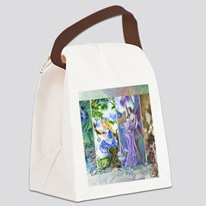 calendarcover Canvas Lunch Bag