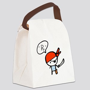 pirate_0117f Canvas Lunch Bag