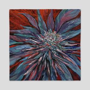 blanket purplehaze Queen Duvet