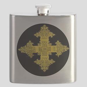 ethiopia cross performance jacket Flask