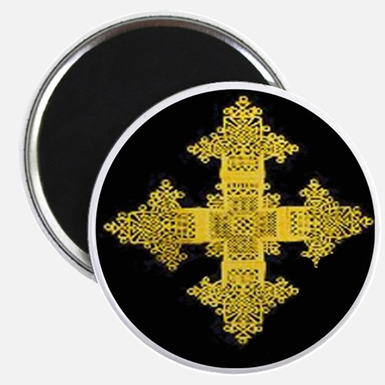 ethiopia cross performance jacket Magnet