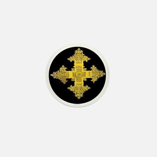 ethiopia cross performance jacket Mini Button