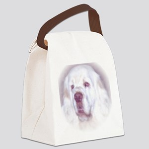 Andy Canvas Lunch Bag