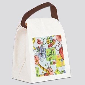 fabric_3 Canvas Lunch Bag