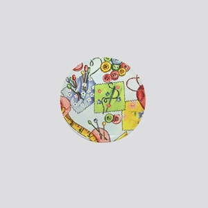 fabric_3 Mini Button