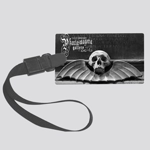 2011 cover Large Luggage Tag
