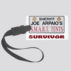 survivor Large Luggage Tag