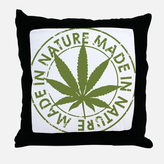 can3 Throw Pillow