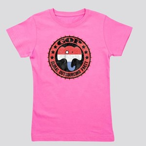 gop-outsource-pty-T Girl's Tee