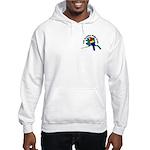Parrot Hooded Sweatshirt