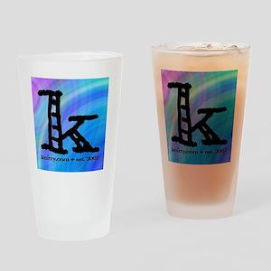 KonlyMADRAS Drinking Glass