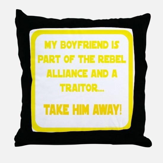 Reble-Aliance-BF Throw Pillow