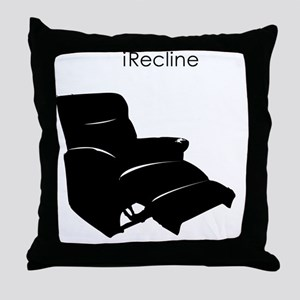 TS_light_irecline Throw Pillow