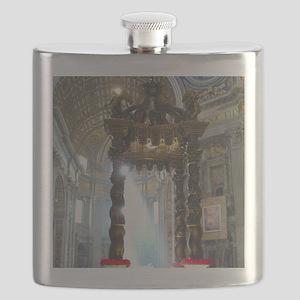 (half sheet) St Peters altar Flask