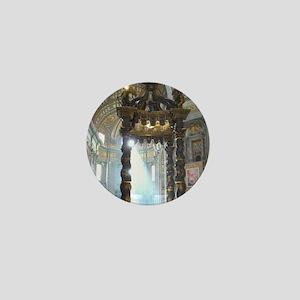 (half sheet) St Peters altar Mini Button