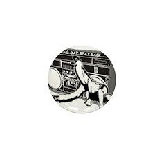 BOOM BOX WORLD Mini Button (10 pack)