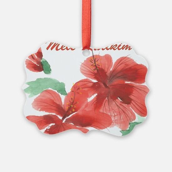 Hib02-XMas Ornament