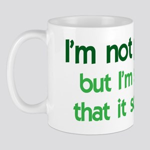 notperfect_btle2 Mug